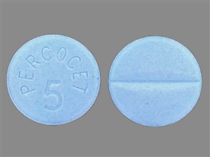 Image of Percocet 5/325