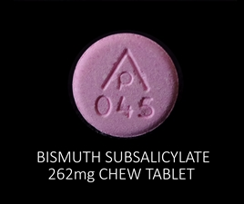 Image of Bismuth Subsalicyclate