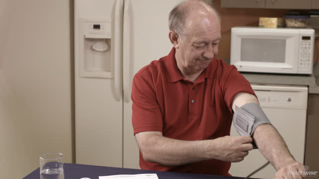High Blood Pressure: Make the Most of Home Monitoring