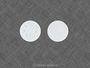 Image of Acetaminophen-Oxycodone Hydrochloride